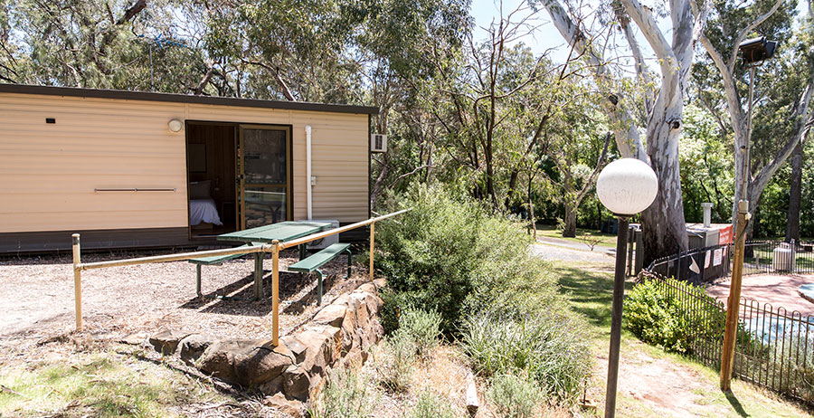 Belair National Park Holiday Park Accommodation South Australia
